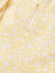 Tommy Hilfiger - DANEE DRESS SS - midi dresses - posy prt / sunray - 4