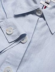 Tommy Hilfiger - TH ESSENTIAL PENELOPE DRESS LS - shirt dresses - breezy blue - 2