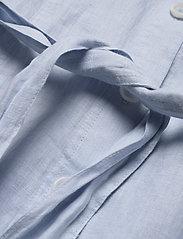 Tommy Hilfiger - TH ESSENTIAL PENELOPE DRESS LS - shirt dresses - breezy blue - 3