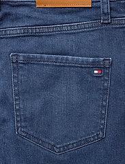 Tommy Hilfiger - ROME STRAIGHT HW SKIRT EVI - jupes en jeans - evi - 4
