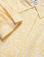 Tommy Hilfiger - DANEE HALF PLACKET BLOUSE LS - long sleeved blouses - posy prt / sunray - 2