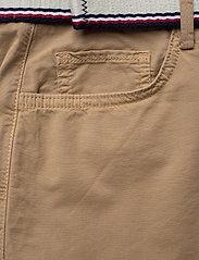 Tommy Hilfiger - GMD COTTON TENCEL SLIM SKIRT - jupes courtes - beige - 2