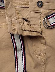 Tommy Hilfiger - GMD COTTON TENCEL SLIM SKIRT - jupes courtes - beige - 3