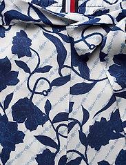 Tommy Hilfiger - PANDORA CULOTTE - wide leg trousers - joanna floral / blue - 2
