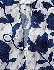 Tommy Hilfiger - PANDORA CULOTTE - wide leg trousers - joanna floral / blue - 3