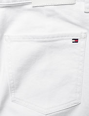 Tommy Hilfiger - PENCIL SKIRT HW WHITE - denim skirts - white - 4