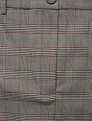 Tommy Hilfiger - Y/D POW CHECK MINI SKIRT - jupes courtes - cw check black small scale - 2