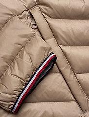 Tommy Hilfiger - BELLA LW DOWN COLLAR - padded jackets - medium taupe - 3