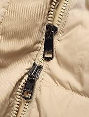Tommy Hilfiger - REDOWN COAT - padded coats - beige - 5