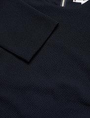 Tommy Hilfiger - SHIFT TEXTURED SS DRESS - midi dresses - desert sky - 2