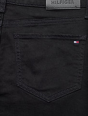 Tommy Hilfiger - ROME STRAIGHT RW BLACK - boot cut jeans - black - 4