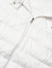 Tommy Hilfiger - NYLON LW PADDED JACKET - winter jackets - ecru - 2