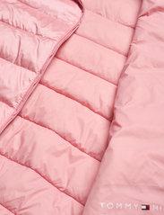 Tommy Hilfiger - NYLON LW PADDED JACKET - winter jackets - glacier pink - 4