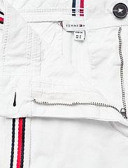 Tommy Hilfiger - CO TENCEL CHINO SLIM PANT - chinos - white - 5