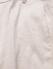 Tommy Hilfiger - STRETCH LINEN SLIM PANT - slim fit bukser - white dove - 3
