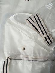 Tommy Hilfiger - ICON POLYURETHANE PARKA - manteaux de pluie - milky transparent - 4