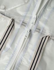 Tommy Hilfiger - ICON POLYURETHANE PARKA - manteaux de pluie - milky transparent - 6