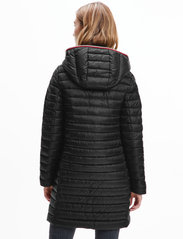 Tommy Hilfiger - TH ESS LW DOWN COAT - winter coats - black - 3