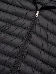 Tommy Hilfiger - TH ESS LW DOWN COAT - winter coats - black - 4