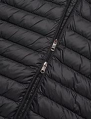 Tommy Hilfiger - TH ESS LW DOWN COAT - winter coats - black - 6