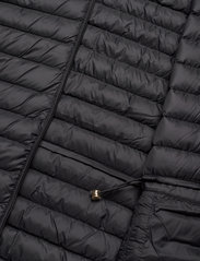 Tommy Hilfiger - TH ESS LW DOWN COAT - winter coats - black - 7