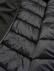 Tommy Hilfiger - TH ESS REVERSIBLE PADDED JACKET - winter jackets - black - 6