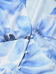 Tommy Hilfiger - ABO GIANT DAISY LONG DRESS - sommerkjoler - sweet blue/multi - 3
