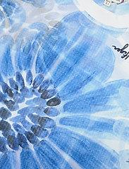 Tommy Hilfiger - ABO GIANT DAISY TSHIRT - t-shirts - sweet blue/multi - 2