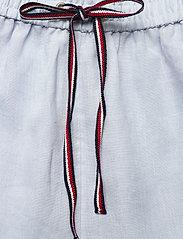 Tommy Hilfiger - ABO LINEN SHORT - shorts casual - breezy blue - 2