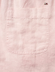Tommy Hilfiger - ABO LINEN SHORT - shorts casual - light pink - 4