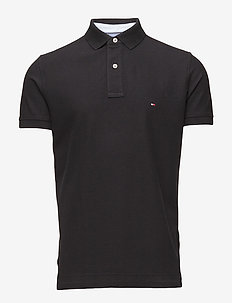 CORE HILFIGER REGULA - kortærmede - flag black