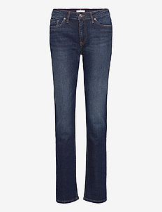 HERITAGE ROME STRAIG - boot cut jeans - denim