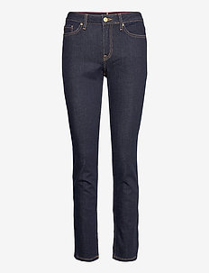 HERITAGE ROME STRAIGHT RW - straight jeans - chrissy