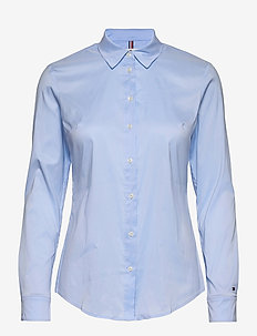 HERITAGE SLIM FIT SHIRT - long-sleeved shirts - skyway