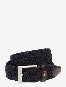 NEW ADAN BELT 3.5CM - kudottu vyö - sky captain