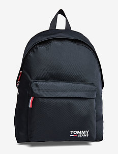 TJM COOL CITY BACKPA - BLACK BLACK