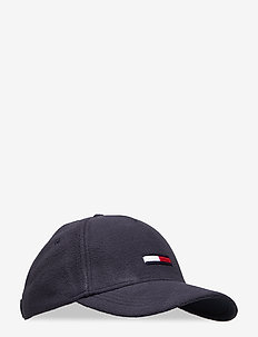 TJM FLAG CAP FLEECE - BLACK IRIS