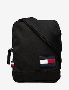 TOMMY CORE COMPACT CROSSOVER - sacs à bandoulière - black