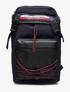 URBAN MIX FLAP BACKPACK - CORPORATE