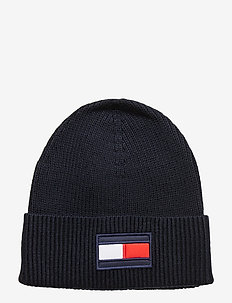 BIG FLAG BEANIE - SKY CAPTAIN