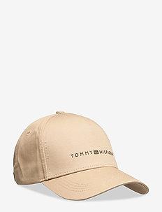 UPTOWN CAP - caps - beige