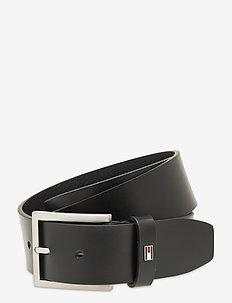 HAMPTON LEATHER 4.0 - belts - black