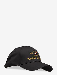ICON EMBROIDERY CAP - BLACK