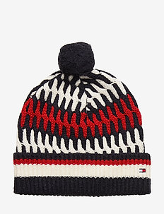 TAILORED CABLE BEANI - beanies - corporate