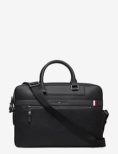 TH DOWNTOWN COMPUTER - laptop bags - black