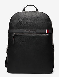 TH DOWNTOWN BACKPACK - reput - black
