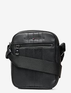 TH METRO MINI REPORT - shoulder bags - black