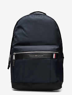 ELEVATED NYLON BACKPACK - SKY CAPTAIN