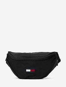 TOMMY CROSSBODY - bum bags - black
