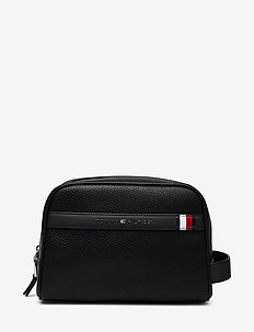DOWNTOWN WASHBAG - BLACK